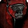 pikou-gorille-punk-rouge