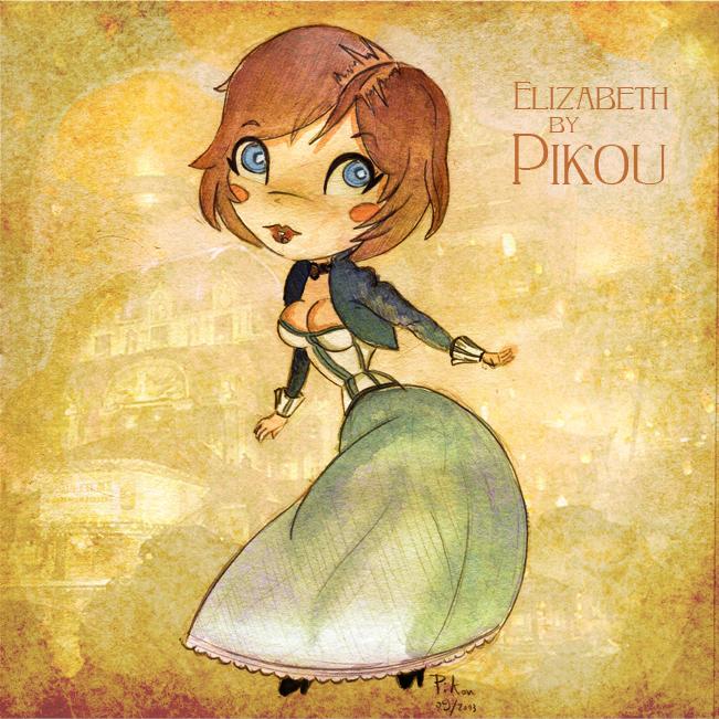 Pikou - Elizabeth